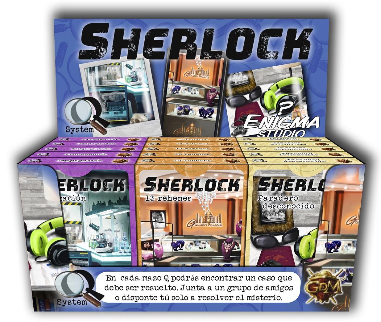 Q System Sherlock