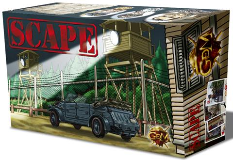 SCAPE – 2ª edición