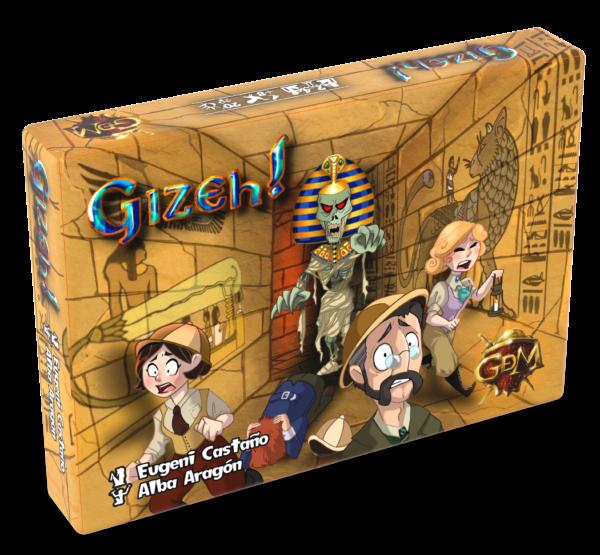 GIZEH! – 2ª edición